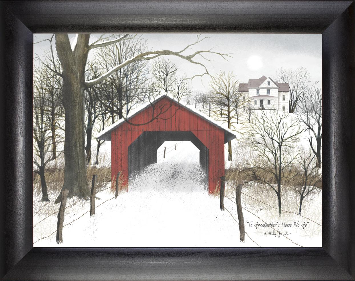 To Grandmother\'s House We Go – BEECHDALE FRAMES
