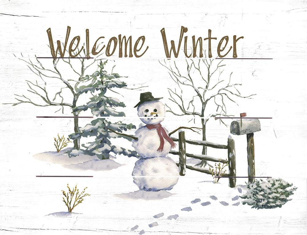Welcome Winter – BEECHDALE FRAMES