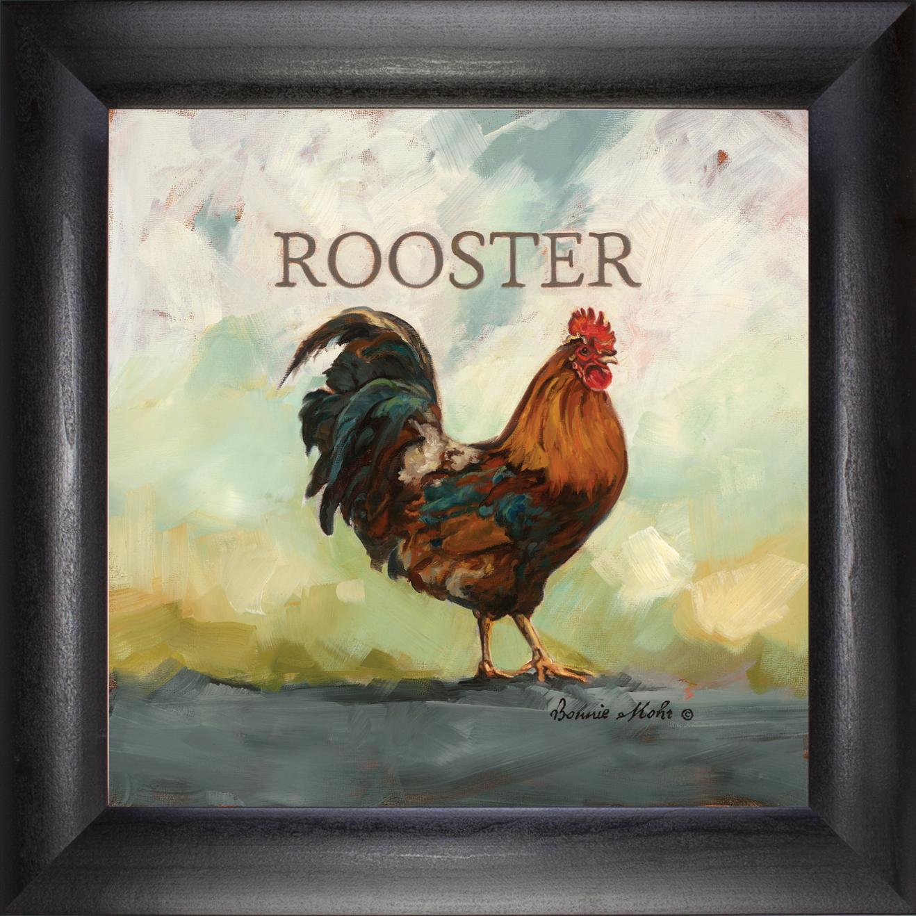 Raleigh the Rooster – BEECHDALE FRAMES